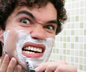Perils of Shaving