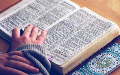 Praying Psalm 23
